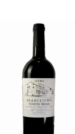 Macellai Vicenza, selezione vini, bottiglia bradisismo