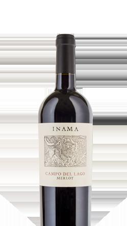 Macellai Vicenza, selezione vini, bottiglia Inama, campo del lago