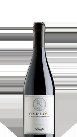 Macellai Vicenza, selezione vini, bottiglia carlo V