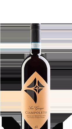 Macellai Vicenza, selezione vini, bottiglia ciampoleto
