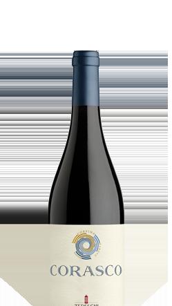 Macellai Vicenza, selezione vini, bottiglia Corasco