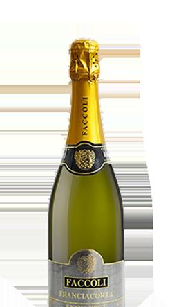Macellai Vicenza, selezione vini, bottiglia franciacorta faccoli