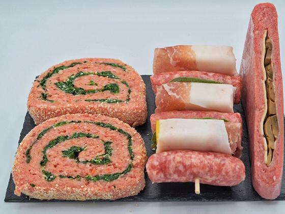 Macellai vicenza, galleria delle nostre specialità, tramezzini di carne e involtini