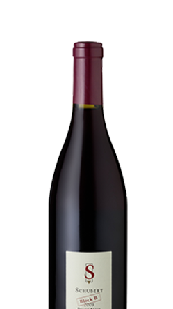 Macellai Vicenza, selezione vini, bottiglia schubert