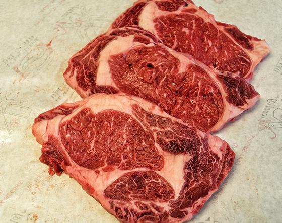 Macellai Vicenza, bistecche di tiroler steak