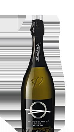 Macellai Vicenza, selezione vini, bottiglia valdobbiadene docg