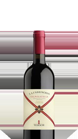 Macellai Vicenza, selezione vini, bottiglia valpolicella tedeschi