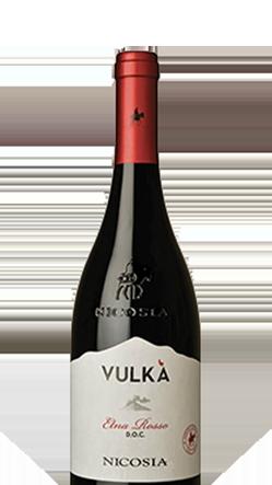 Macellai Vicenza, selezione vini, bottiglia vulka nicosia