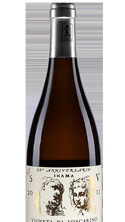 Macellai Vicenza, selezione vini, bottiglia inama soave