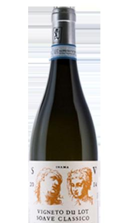 Macellai Vicenza, selezione vini, bottiglia inama soave doubt